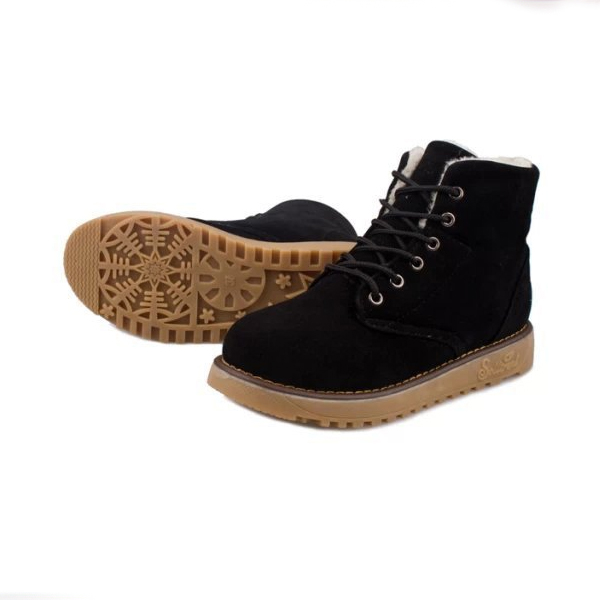 ботинки зимние женские купить 6